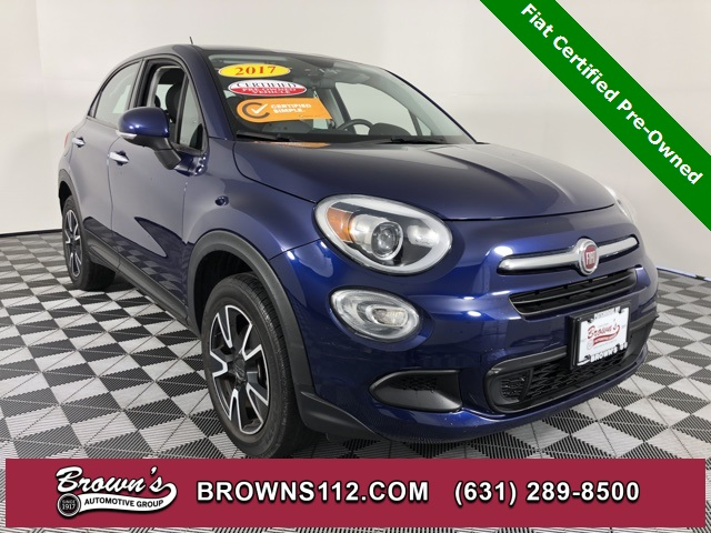 Pre-Owned 2017 FIAT 500X Pop